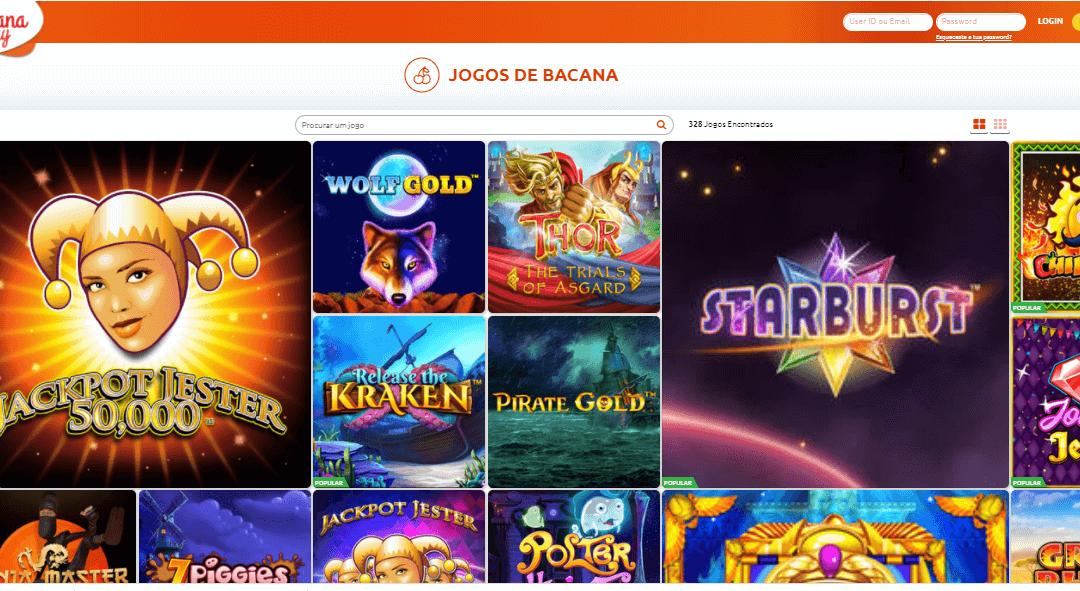 Bacana Play já tem mais de 300 jogos