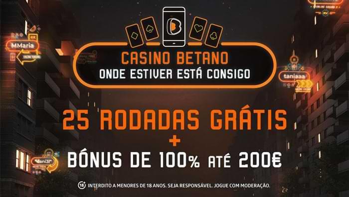 Betano Bónus 100€ até 200€
